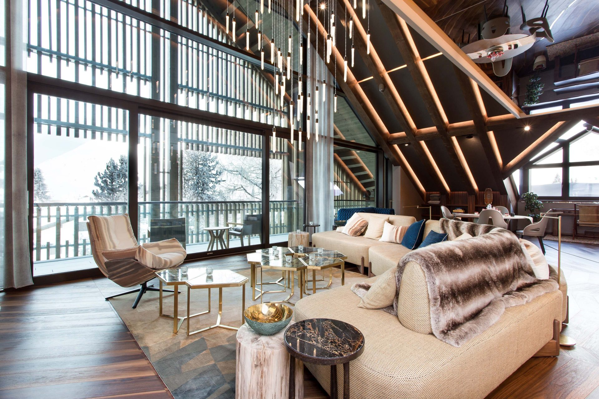 "Loft - ""The Chedi"" Andermatt"